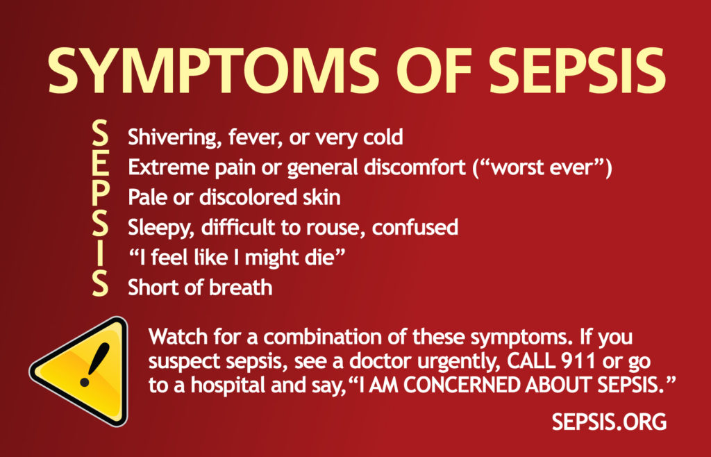 about sepsis